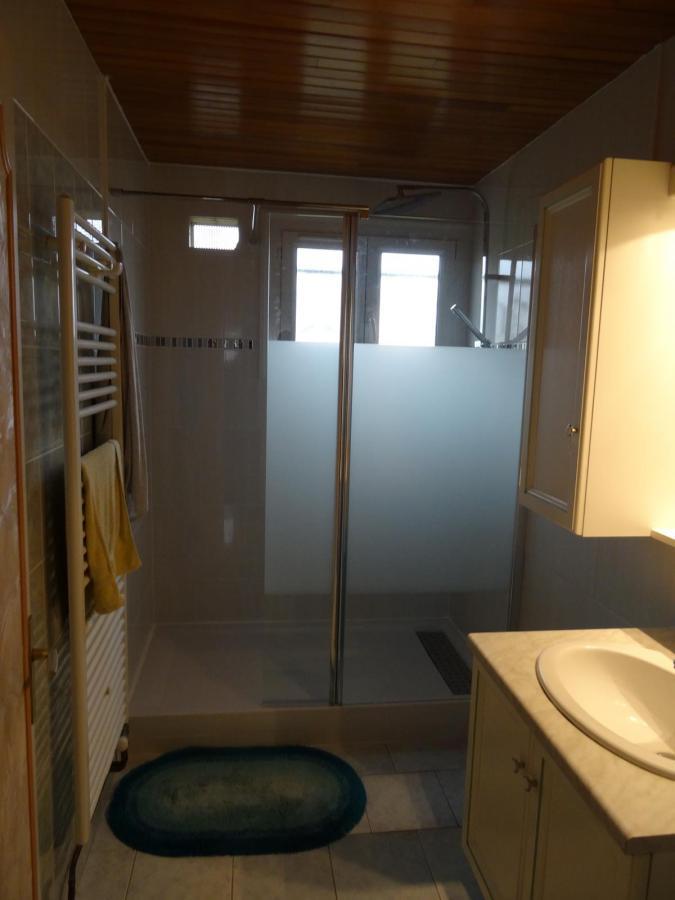 Aménagement d'une salle de bain à Etival Lès Le Mans (72700)